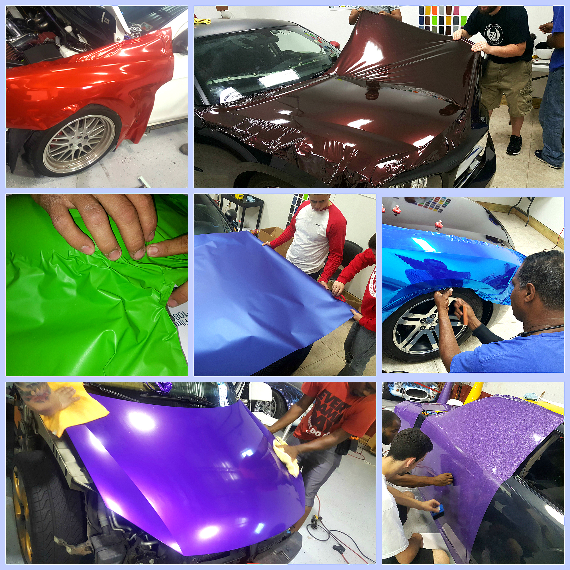 Vinyl Wrapping Classes Start Soon Mobile Tech Training